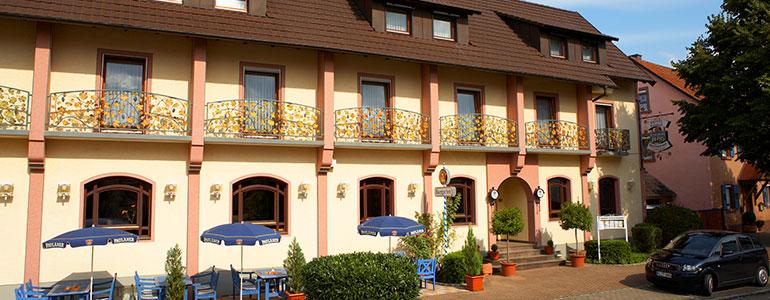 Hotel Rebstock Hotel Rebstock Ihre Unterkunft Am Europa Park